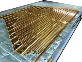 大型銅加工(真空装置部品)